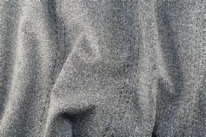 Rough Gray Cotton Fabric Texture Photograph by Aleksandr ...
