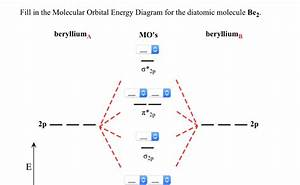 35 Li2 Molecular Orbital Diagram