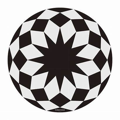Round Placemat Vinyl Placemats Hygge Amara Might