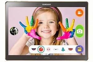 Tablette Voiture Enfant : la tablette samsung galaxy tab s propose un mode enfant ~ Teatrodelosmanantiales.com Idées de Décoration