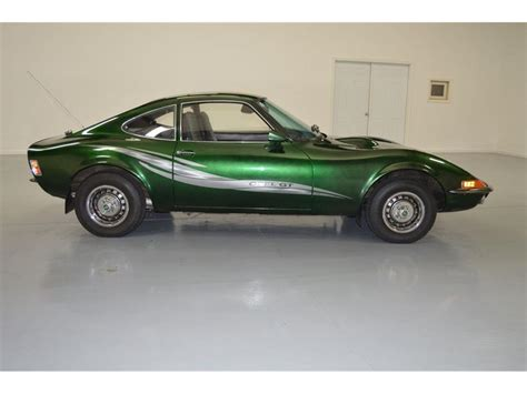 Opel Gt For Sale by 1972 Opel Gt For Sale Classiccars Cc 888803