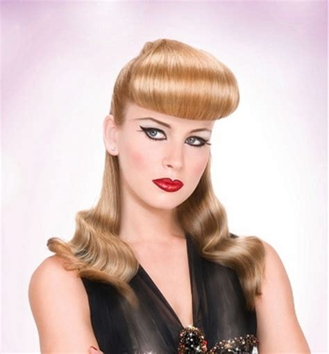 50s Rockabilly Hairstyles by Rockabilly Hairstyles For