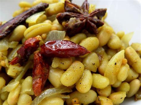cuisiner flageolet flageolets aux épices la tendresse en cuisine