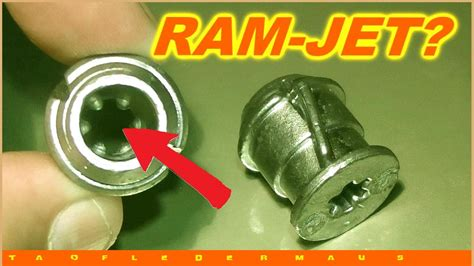 ram jet shotgun slug design stendebach ii germany