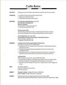 resume format for fresh graduates with no experience sle resume for fresh graduate without work experience jennywashere