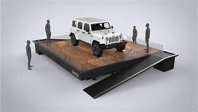 Platform Roll Pitch Simulators Yaw Jeep Heave