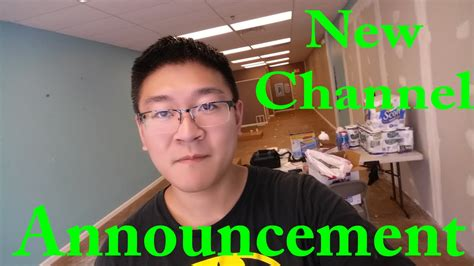 Announcing My New Channel & Lpx New Home Youtube