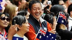 The Changing Face of Australia