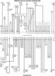 For 1998 S10 Wiring Diagram