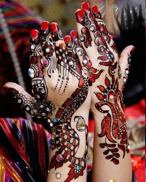 Hd Mehndi Designs Beautiful Eid Collection For Girls Best