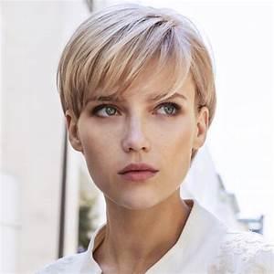 Coupe Courte 2019 Femme : coiffures coupes courtes tendances automne hiver 2018 2019 page 7 ~ Farleysfitness.com Idées de Décoration