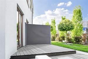 Grüner Sichtschutz Terrasse : seitenmarkise als wind sichtschutz kaufen bei empasa ~ Markanthonyermac.com Haus und Dekorationen