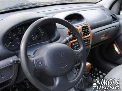 dash trim kit renault clio ii   rn rt