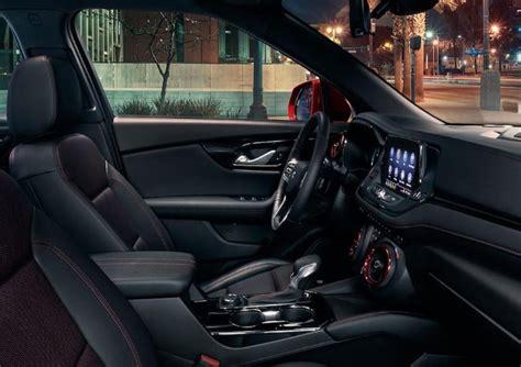 Chevrolet Trailblazer 2020 Interior by 2020 Chevy Trailblazer Chevrolet Review Release
