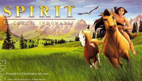 spirit stallion   cimarron
