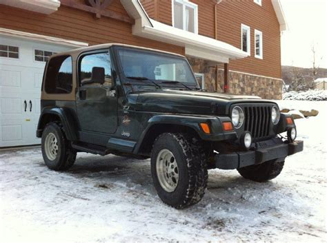 1998 For Sale by For Sale 1998 Jeep Tj Jeeps Canada Jeep Forums