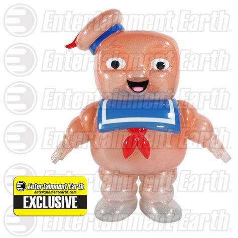 funko pop wick exclusive ee exclusive stay puft marshmallow pink hikari sofubi