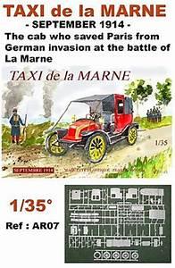 Taxi De La Marne : taxi de la marne september 1914 plastic model military vehicle kit 1 35 scale ar7 by mach2 ar7 ~ Medecine-chirurgie-esthetiques.com Avis de Voitures