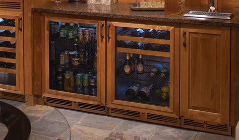 Wine, Beer & Soda Beverage Centers