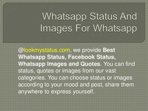 best whatsapp status and images for whatsapp