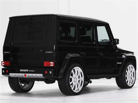2017 Brabus Mercedes Benz G Class V12 S Biturbo Car