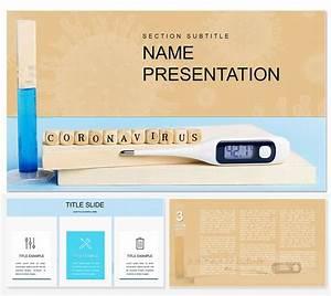 Coronavirus Tests And Symptoms Powerpoint Template