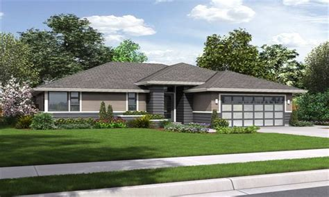 modern ranch style house plans v shaped ranch house
