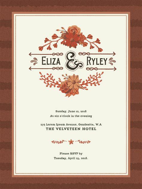 Everything You Wanted to Know About Wedding Invitation