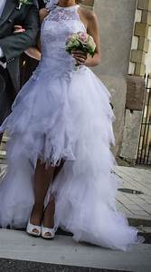 Robe Mariee Courte : robe de mari e courte annie couture amusante taille 38 ~ Melissatoandfro.com Idées de Décoration