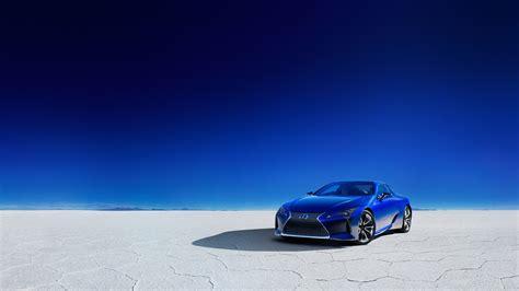 Lexus Es 4k Wallpapers by 2018 Lexus Lc 500h Structural Blue 4k Wallpaper Hd Car
