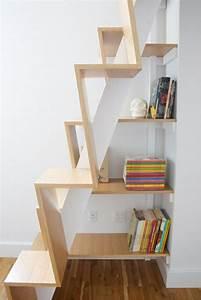 Dachbodentreppe Selber Bauen : platzsparende treppen 32 innovative ideen ~ Lizthompson.info Haus und Dekorationen