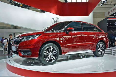 best honda a honda avancier suv debuts as china s best honda autotribute