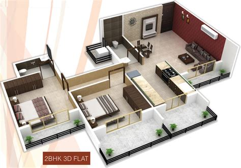 2d kitchen design 1065 sq ft 2 bhk 2t apartment for in home town 1065