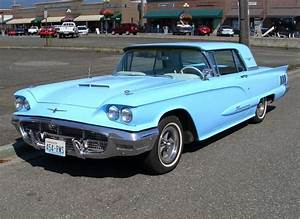 1960 Thunderbird  With Images