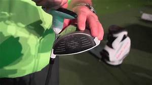How To Adjust Taylormade Rocketballz Driver Youtube