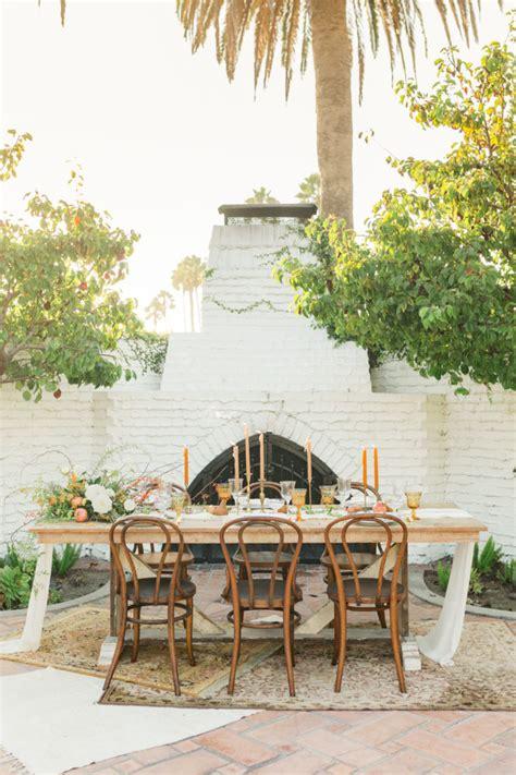 beautiful outdoor wedding venues  orange county