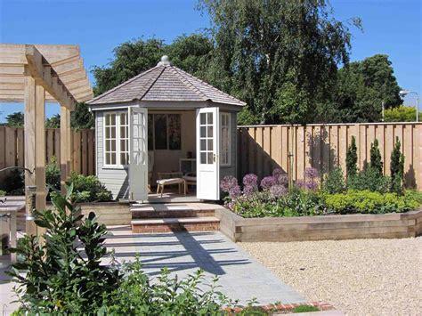Adorable Design Garden Summer House Shed Garden