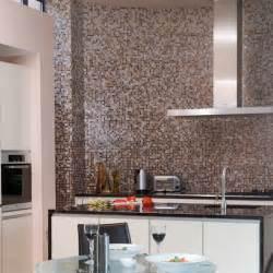 cheap kitchen splashback ideas monochrome mosaic splashback black and white kitchens 10 of the best housetohome co uk