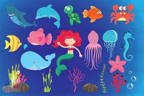 Sea Clipart The Sea Clipart Eps Vectors Illustrations