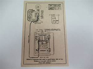 Western Electric 295a Subset Wiring Diagram To Glue In