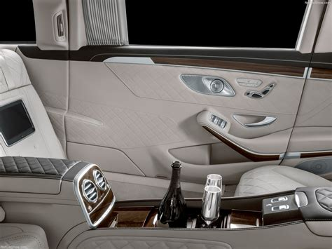 Our coverage is from auto and moto s. Mercedes-Benz S650 Pullman Maybach (2019) - picture 10 of 10