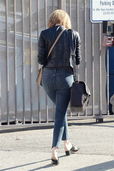 emma stone   beverly hills leather celebrities