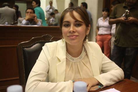 Lucero Sánchez El Congreso Retira El Fuero A La Diputada