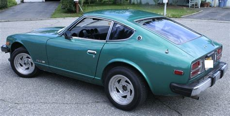 75 Datsun 280z by 1975 Datsun 280z Photos Informations Articles
