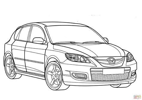 Gambar Mobil Gambar Mobilaudi A4 by 10 Mewarnai Gambar Mobil Sedan