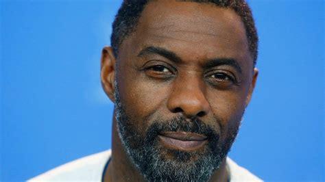 Idris Elba named People mag's 'sexiest man alive ...