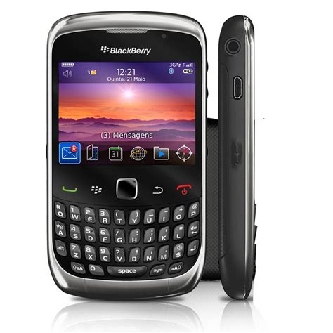 refurbished cell phones at t blackberry 9300 curve 3g wifi bluetooth phone att