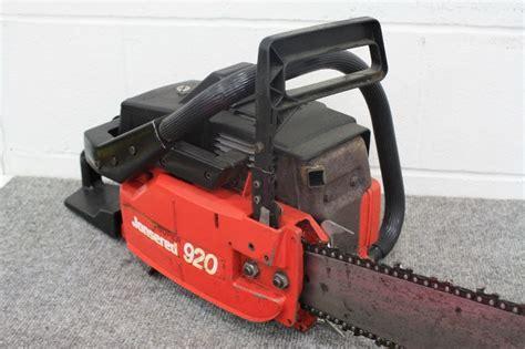 jonsered  super pro  original  chainsaws