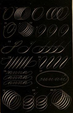 1000+ Images About Calligraphy On Pinterest  Penmanship, Illuminated Letters And Scribe