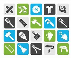 Industrial tools icons set - Other Icons free download